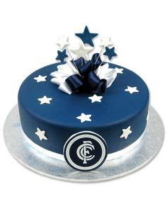 Images About A Carlton Football Club Cakes