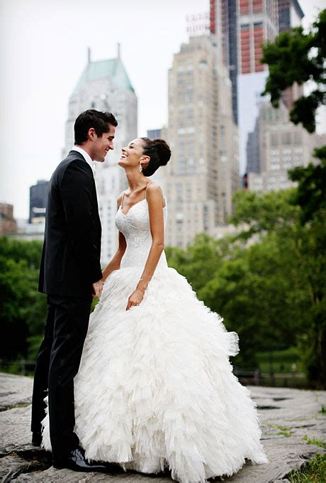 new york city wedding a glamorous summer wedding in new york city glamorous
