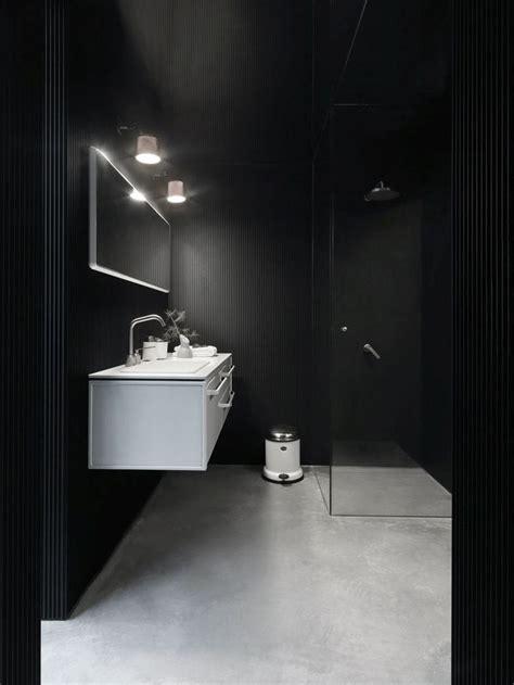 Couleur Salle De Bain Moderne by Salle De Bain Tendance 50 Exemples Audacieux En Noir