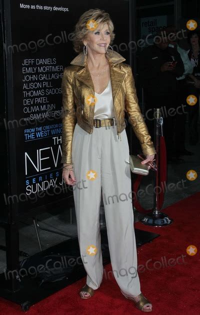 photos and pictures fonda attends los angeles