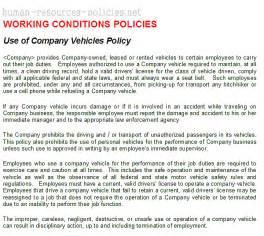 company policies examples www pixshark com images