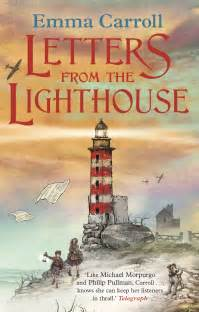 letters from the lighthouse emma carroll 9780571327584
