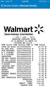 Walmart Receipt Template by Walmart Receipt Www Imgkid The Image Kid Has It