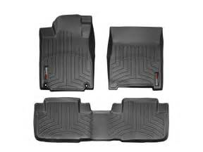 Honda Floor Mats Weathertech 174 Floor Mats Floorliner For Honda Cr V 2012