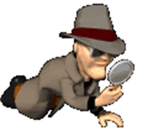 imagenes gif lupa gif detective por los suelos con lupa gifs e im 225 genes