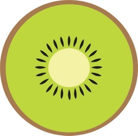Kiwi Clipart Image - Kiwi Fruit - ClipArt Best - ClipArt Best