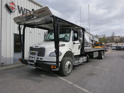 truck maryland freightliner tow trucks in maryland for sale used trucks