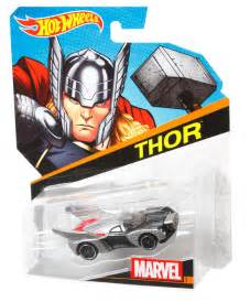Hot Wheels® Marvel Character Cars   Thor   Shop Hot Wheels
