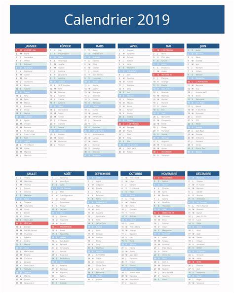calendrier scolaire 2017 2018 gratuit