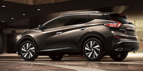 nissan crossover 2018 murano mid size crossover nissan usa