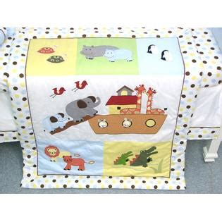noah s ark baby bedding soho designs noah ark baby crib nursery bedding set 14 pcs