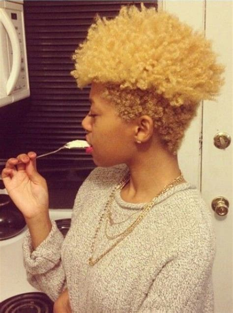 twa natural hair gallery blonde tapered twa to learn how to grow your hair longer