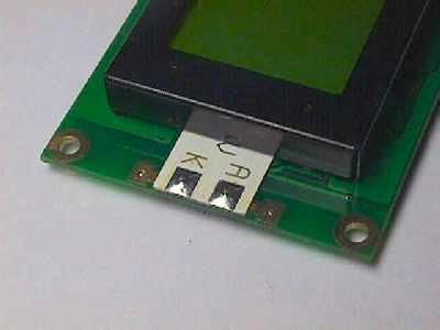 resistor value for lcd backlight crystalcontrol2 help generic hd44780 40x4 lcd setup