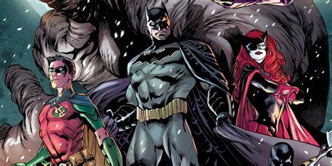 Zefora Top Wb Dc dc rebirth adds a villain to the new batman family