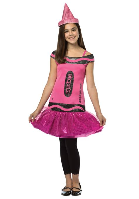tween dresses ebay tween crayola blush glitz dress ebay