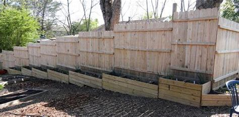 How To Build A Fence On A Slope Today S Homeowner