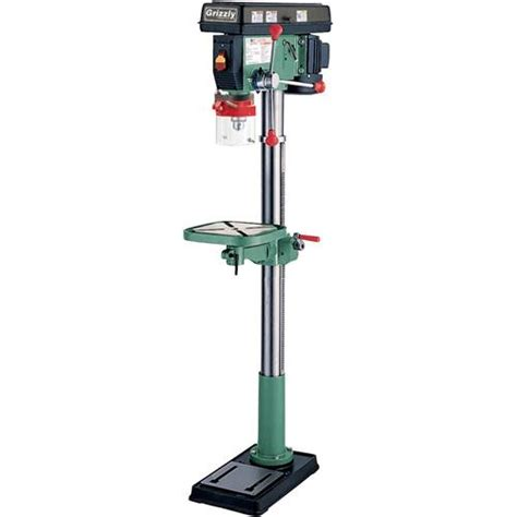 general 14 bench top drill press g7944 12 speed heavy duty 14 quot floor drill press grizzly
