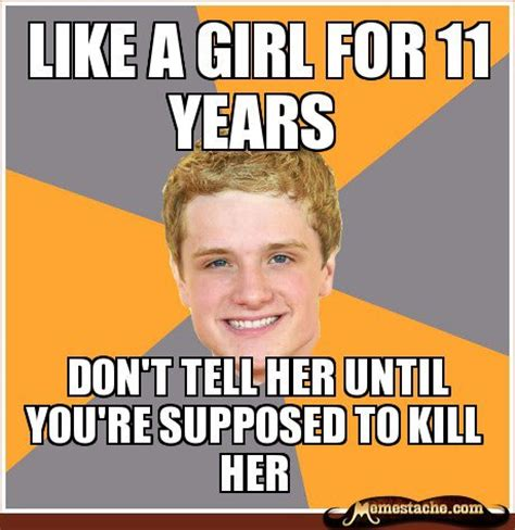 Peeta Meme - peeta meme the hunger games fan art 30196190 fanpop