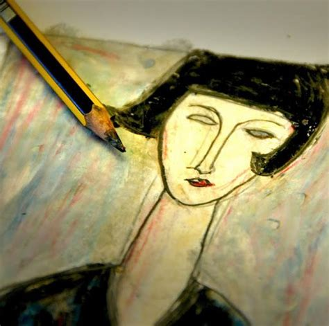 17 best images about modigliani on portrait