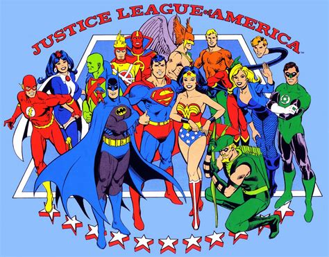 Justice League Of America Jla Superheroes Dc Comics Z0407 Iphone 5 5 the silver age comic book stepping on point
