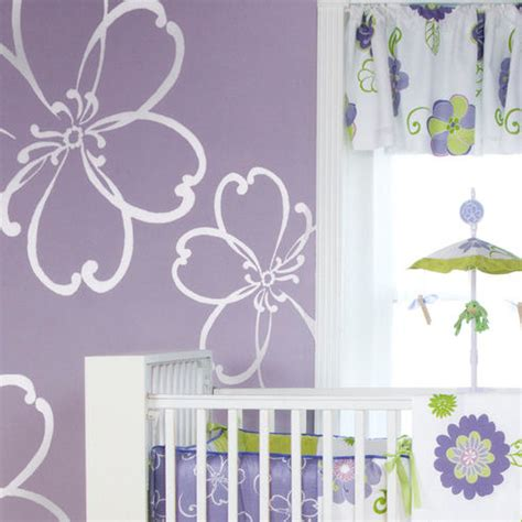 wall flower stickers glenna jean lulu white flower wall stickers