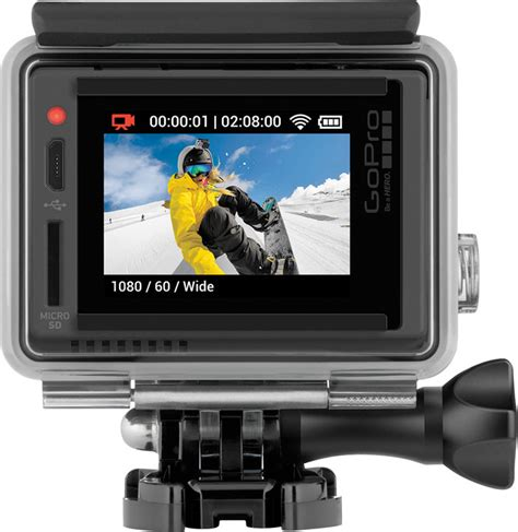 best gopro to buy gopro lcd features available at best buy