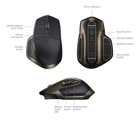 Mouse Logitech Mx Master Logitech Mx Master Setup Guide En Us