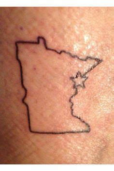 minnesota outline tattoo 1000 images about minnesota tattoos on