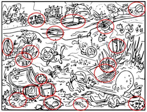 imagenes con cosas ocultas objetos ocultas en el fondo del mar actiludis