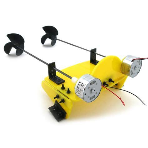 toy boat kit aliexpress buy diy handmade toy boat kit electric