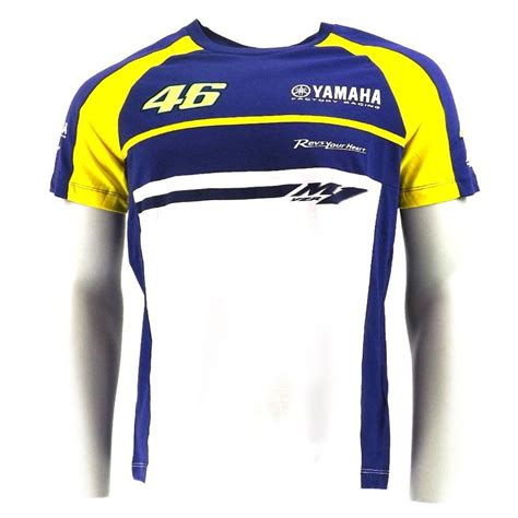 Kaos Motor Cross Yamaha moto gp t shirt vr46 summer sports racing for yamaha 46 the doctor t shirt