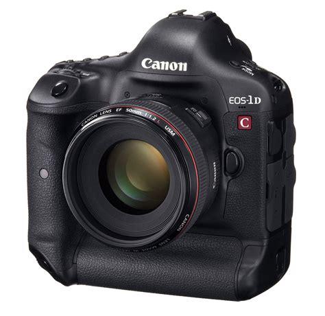 Canon Eos C Canon Announces The Eos 1d C Dslr 4k Cameraman