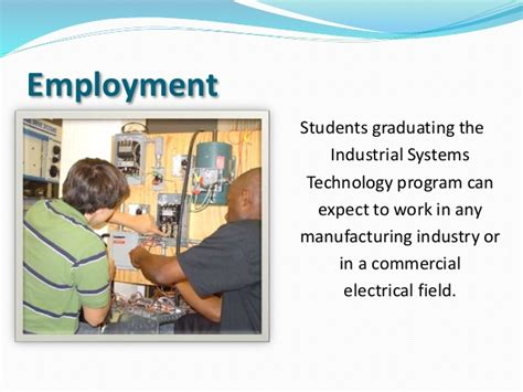 industrial strength 4 point industrial industrial systems technology power point