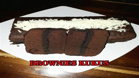 cara membuat brownies kukus amanda youtube resep cara membuat brownies kukus lembut ala brownies