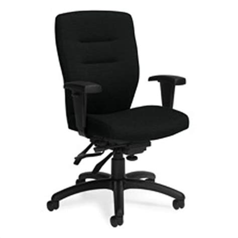 Global Synopsis Medium Back Multi Tilter Office Chair In Global Office Furniture