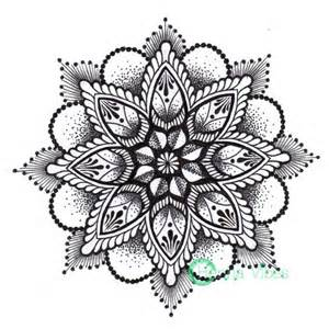 27 plantillas para tatuar hermosos mandalas adn tatuajes