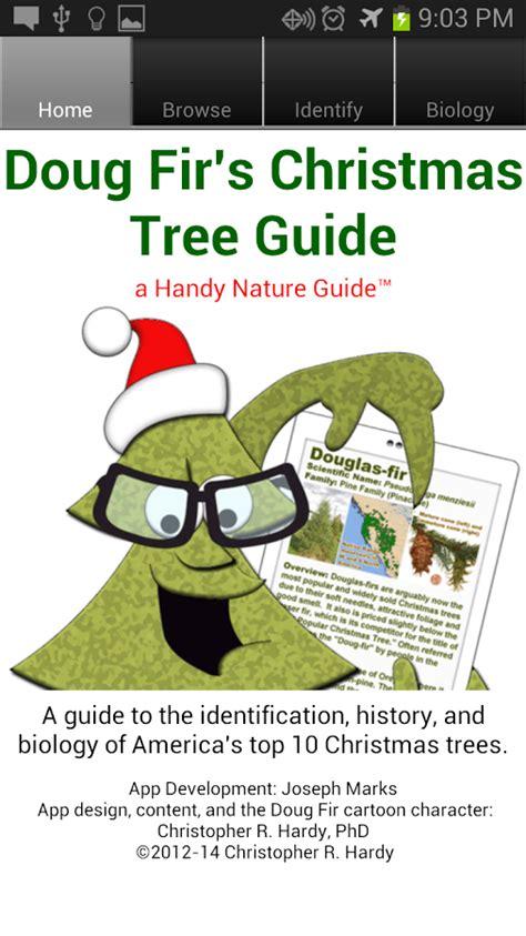 doug fir christmas tree guide android apps on google play