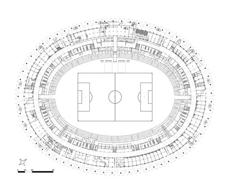 stadium floor plans hype studio revs beira stadium in porto alegre for world cup