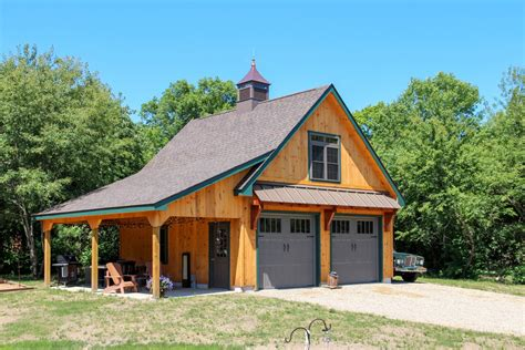 Rustic Log Cabin Plans barn garage inspiration the barn yard amp great country garages