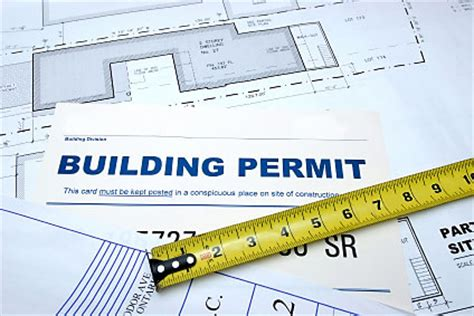 why do i need a building permit the roof wall doctor