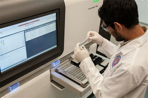 sequenziamento illumina whole genome sequencing wgs program