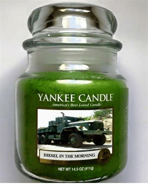 candele diesel yankee candle america s best loved candle diesel in the