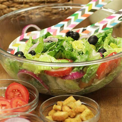 Recipe For Olive Garden Salad by Olive Garden Breadsticks And Salad Recipes Popsugar Food