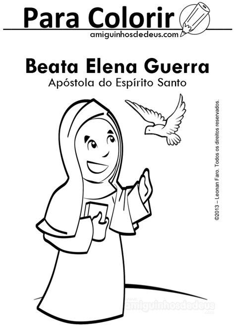 Tia Paula: Beata Elena Guerra