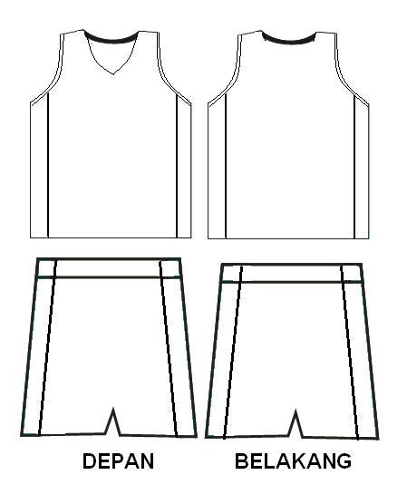 foto desain jersey basket desain jersey basket polos