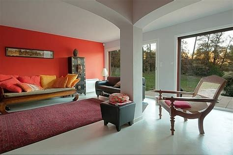 red walls living room back to red branding four powerful ways to infuse your