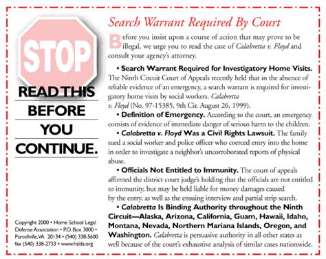 printable rights card are constitutional sheriffs america s hope to ending child