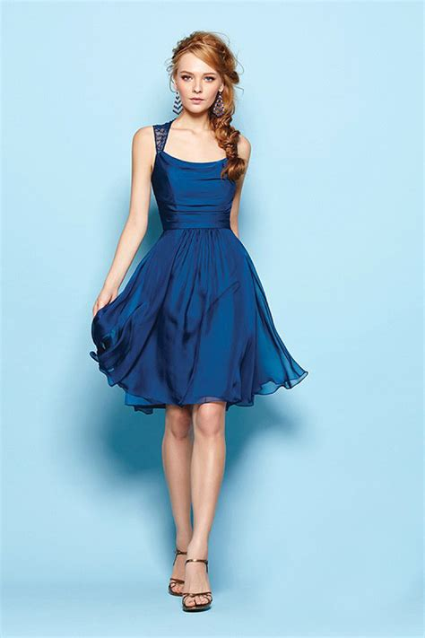 Dress Blues blue bridesmaid dresses kzdress