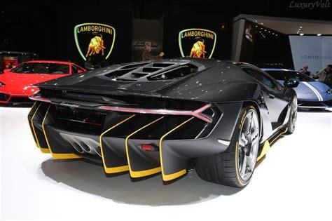Lamborghini Yellow Price In India Roaring Devils Top Cars From Geneva Motor Show 2016