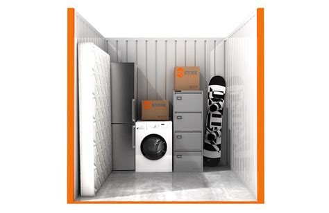 50 sq ft personal storage witney mystore